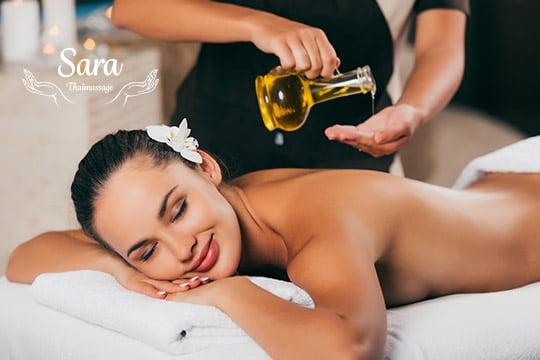 massageöl trockene haut
